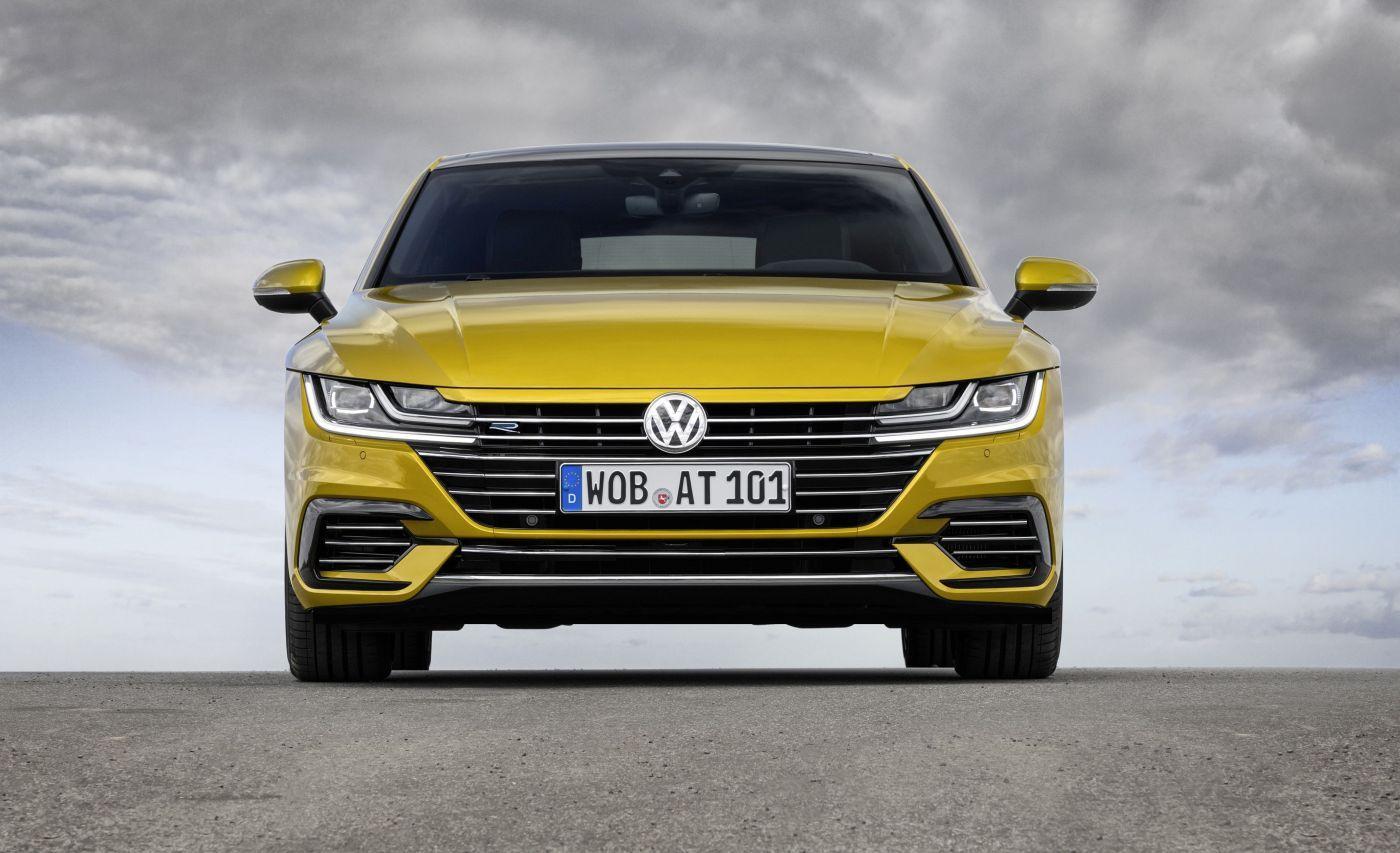VW Arteon R  HP DRIVETEAM