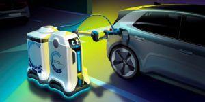 Volkswagen razvija robote koji će sami puniti električne automobile