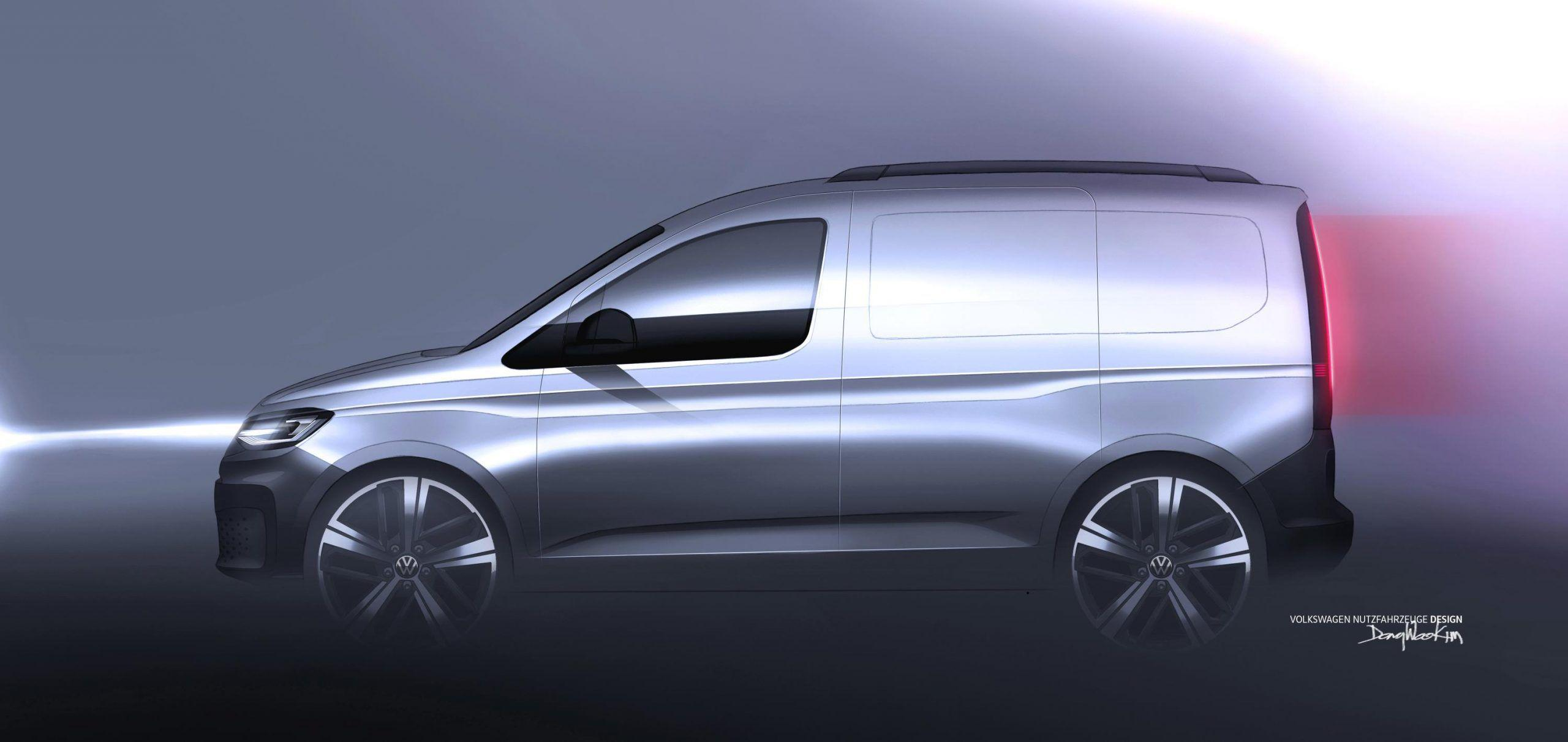 VW Caddy  scaled