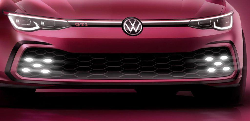 Volkswagen Golf 8 GTI također stiže u Ženevu!