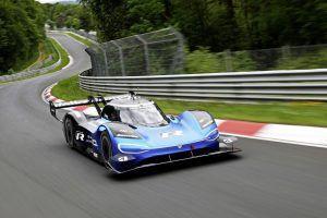 Volkswagen ID.R je prošle godine 3. lipnja, postao apsolutni električni kralj Ringa!