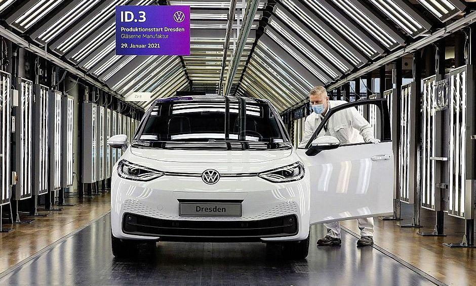 VW ID Dresden