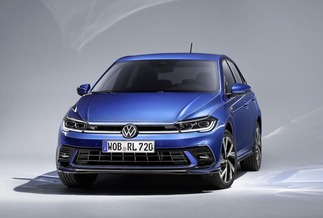 VW Polo  facelift