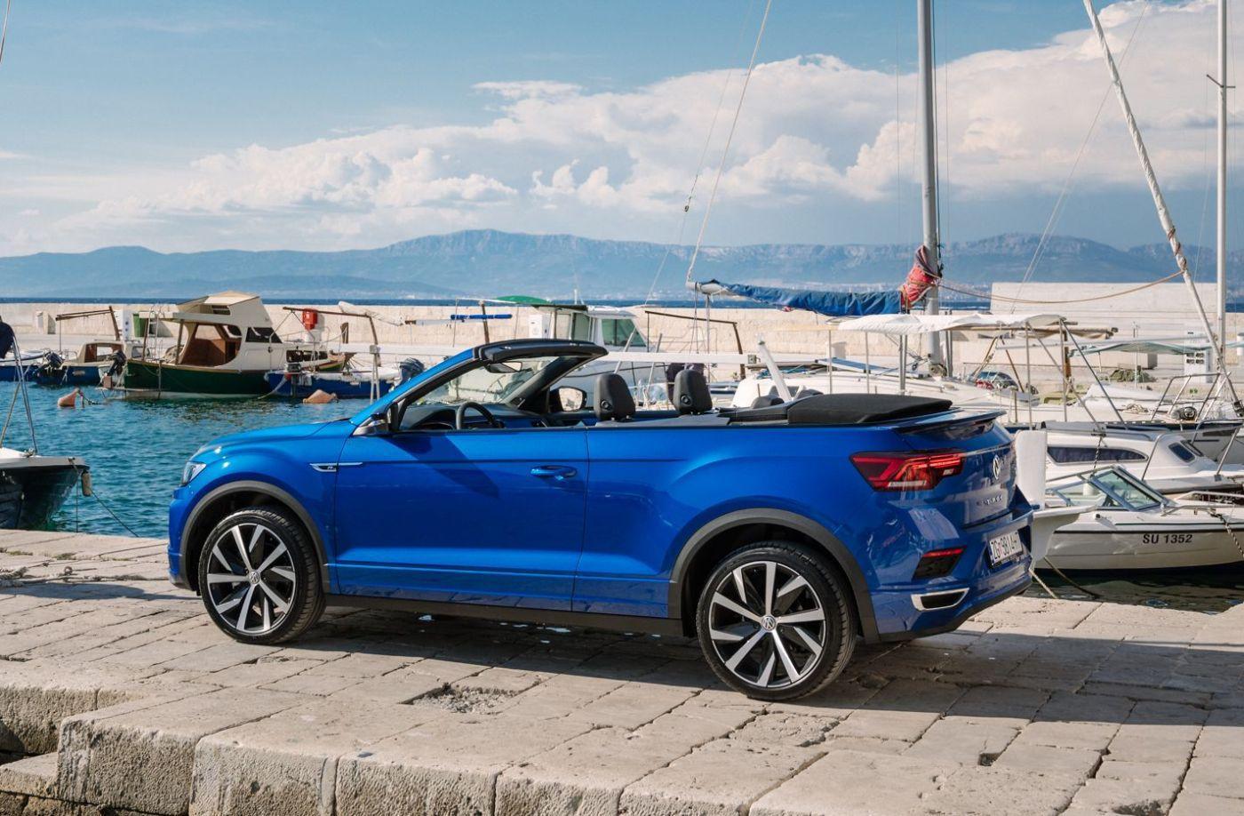 VW T Roc Cabrio DriveTeam