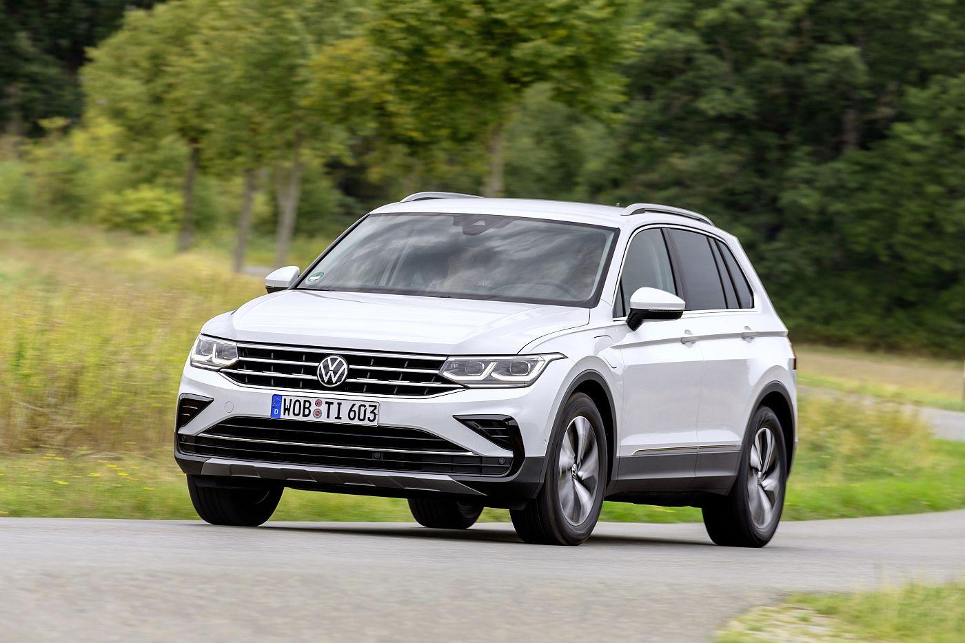 VW Tiguan eHybrid cijena