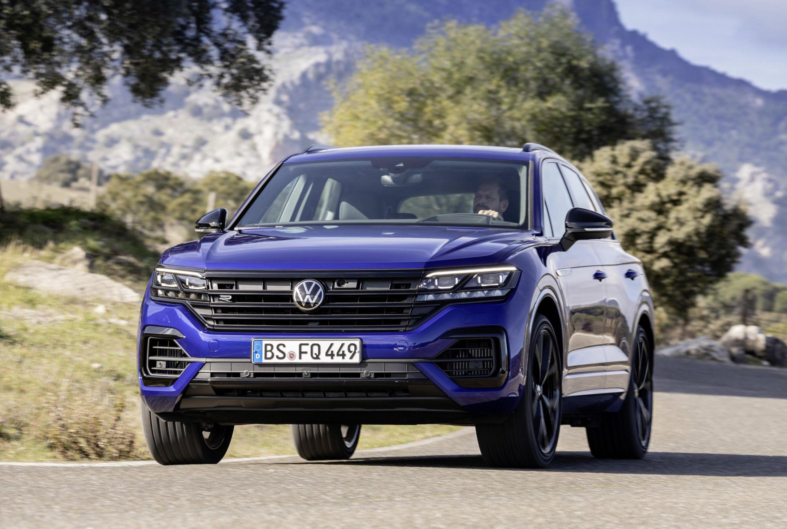 VW Touareg R  scaled