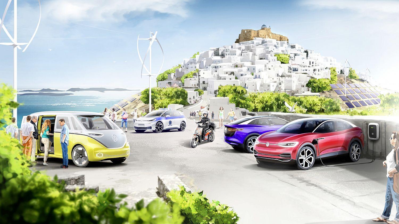 VW otok grcka