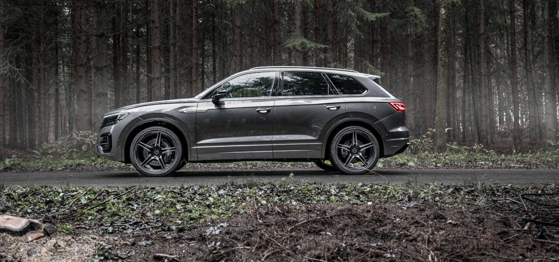 VW Touareg grey FR  Seite bdccfd