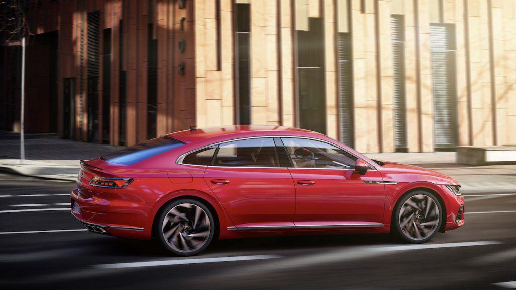 Volkswagen Arteon u velikom osvježenju dobio i Shooting brake inačicu 2