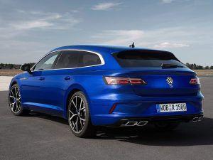 Volkswagen Arteon u velikom osvježenju dobio i Shooting brake inačicu