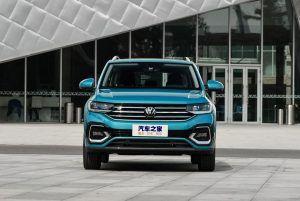 Volkswagen Tacqua - kineska inačica T-Cross formata