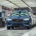 Volvo tvornica električna energija