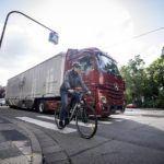 Vozači kamiona biciklisti kazne zakon