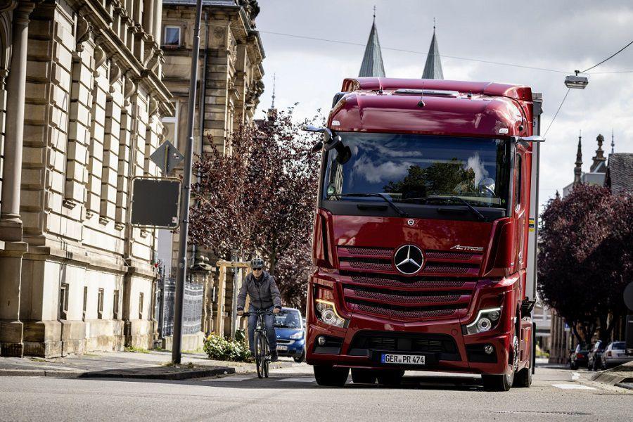 U Njemačkoj nova pravila i skuplje kazne za vozače kamiona 1