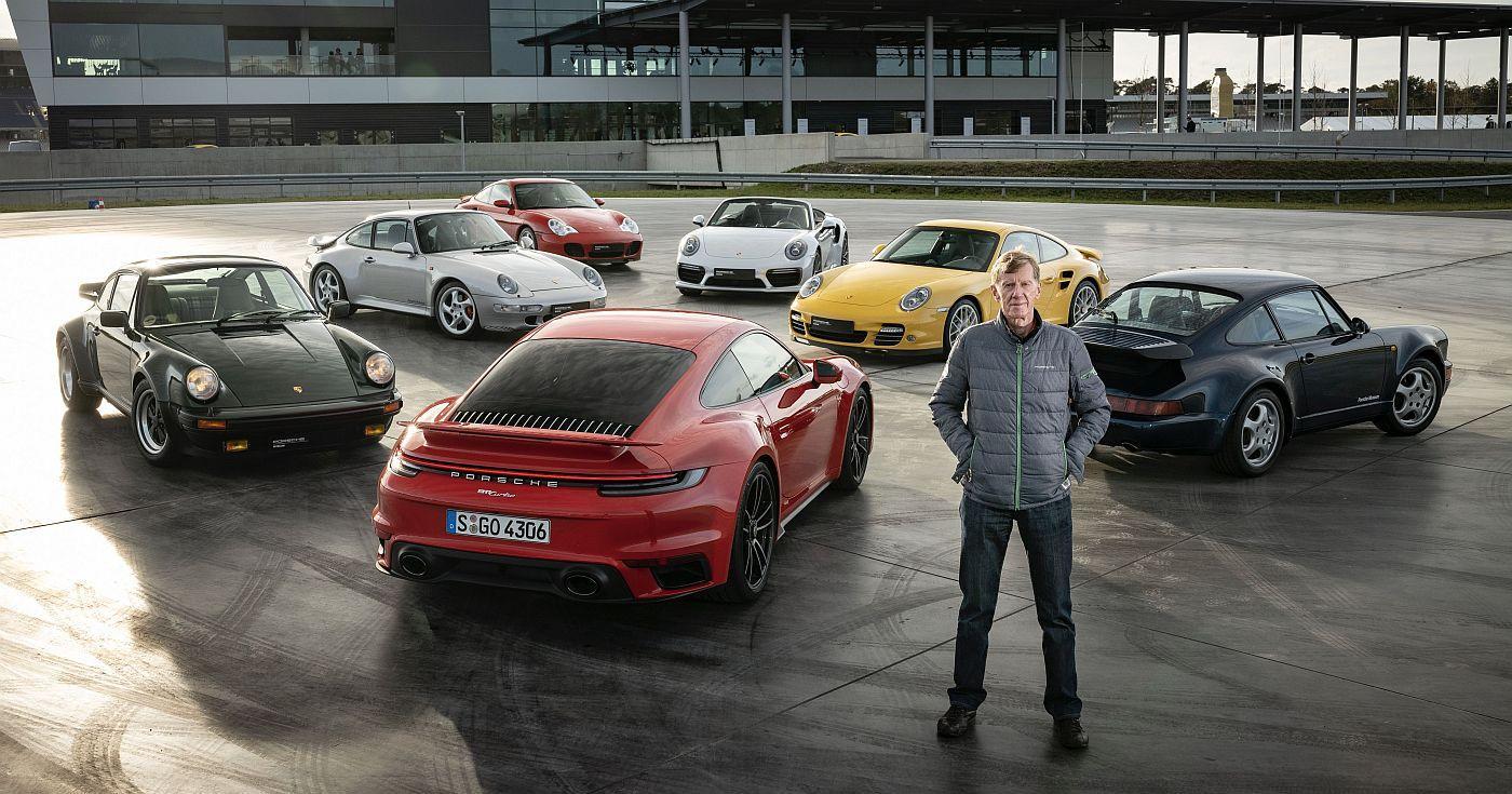 Walter Rohrl Porsche Turbo