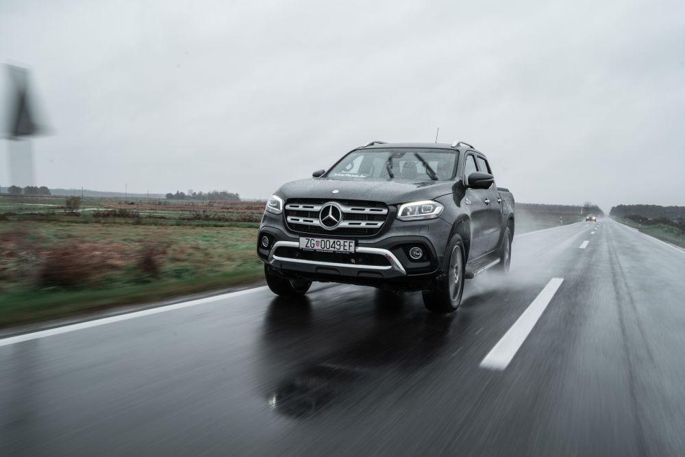 Mercedes-Benz X 350d Power 4MATIC - lovac dobrog srca