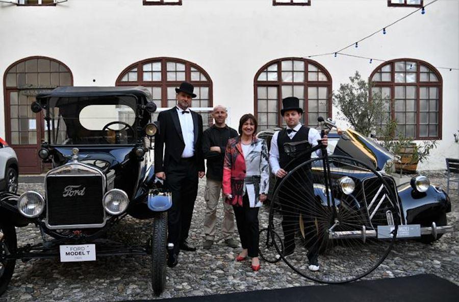 Zagreb na kotačima