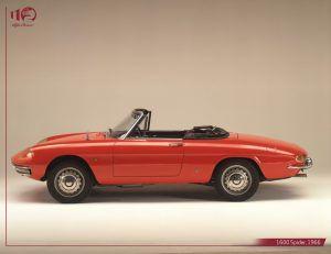 Alfa Romeo Spider (Duetto) - popularan i voljen model Hollywoodske elite, ali i brojnih drugih entuzijasta