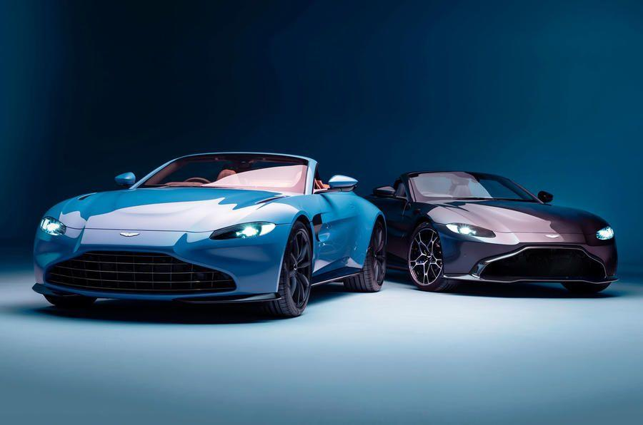 Aston Martin Vantage Roadster najbrže spušta krov od svih, a juri čak 305 km/h!