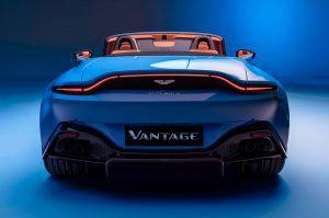 Aston Martin Vantage Roadster najbrže spušta krov od svih, a juri čak 305 km/h! 1