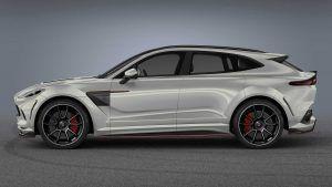 Aston Martin DBX by Lumma Design nova je zanimljivost u tuning svijetu! 1