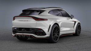 Aston Martin DBX by Lumma Design nova je zanimljivost u tuning svijetu! 2