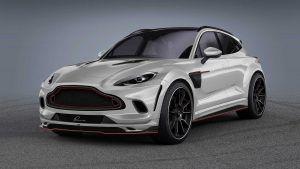 Aston Martin DBX by Lumma Design nova je zanimljivost u tuning svijetu!