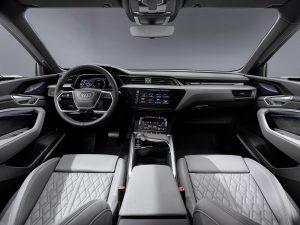 Audi E-Tron Sportback - šminker nulte emisije 2