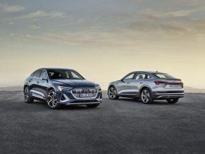 Audi E-Tron Sportback - šminker nulte emisije 1
