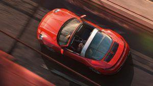 Porsche 911 Targa stiže u lipnju za ljetno uživanje u povjetarcu 2