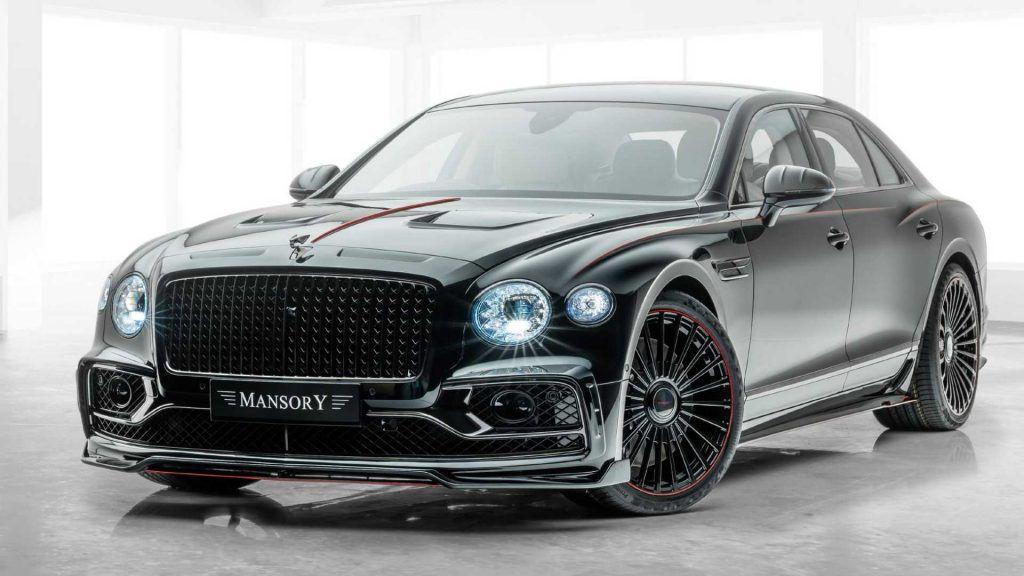 Bentley Flying Spur u Mansory izdanju dokaz je kako luksuzne krstarice mogu biti još ekskluzivnije!