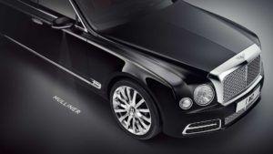 Bentley Mulsanne u specijalnoj izvedbi za kinesko tržište! 2