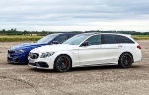 BMW M3 Touring ili Mercedes-AMG C63 S, može li jedinstveni projekt zasjeniti zvijezdu?