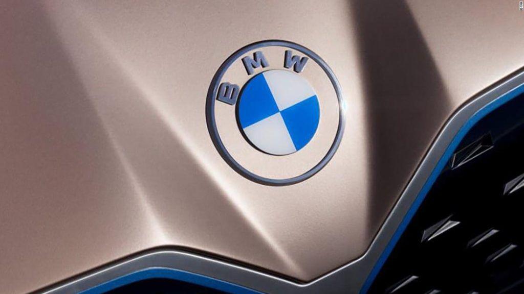 BMW nakon modela i4 predstavio svoj novi logotip!