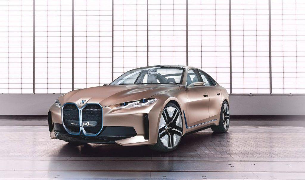BMW i4 u digitalnom okružju pokazao svoje pravo lice, uz 530 KS i 600 kilometara dosega uskoro kreće u serijsku proizvodnju