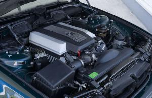 BMW 740i iz 1998. u salonskom stanju sa 255 kilometara traži novog vlasnika! 3
