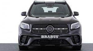 Mercedes-Benz GLB dobio Brabus tretman, jedan detalj posebno je zanimljiv 1