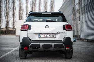 Citroën C3 Aircross Puretech 110, razigran model u svakom pogledu, sretan izbor za duge staze? 2
