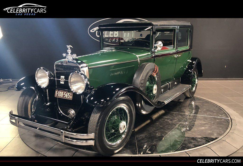 Blindirani Cadillac Town Sedan kojeg je vozio Al Capone traži novog vlasnika!