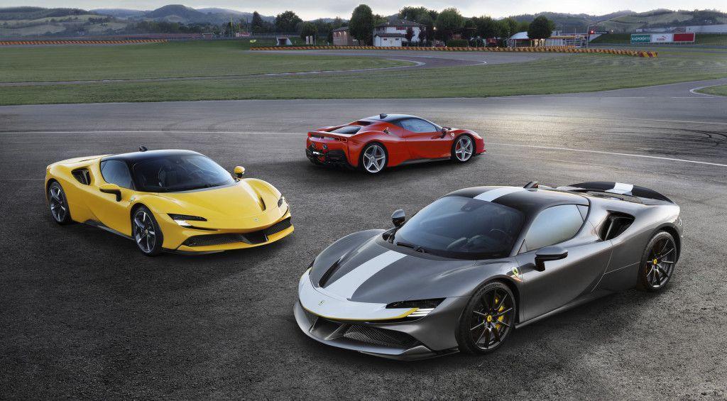 Ferrari u 2019. godini prodao više od 10 tisuća vozila!