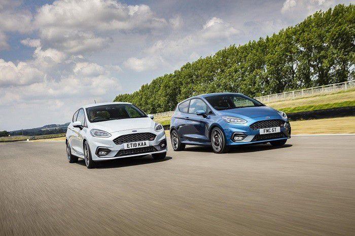 Ford tvrdi kako će plava boja biti hit u idućoj godini