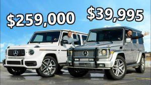 Stari vs novi: Mercedes G klasa za 40 tisuća dolara logičniji izbor od nove?