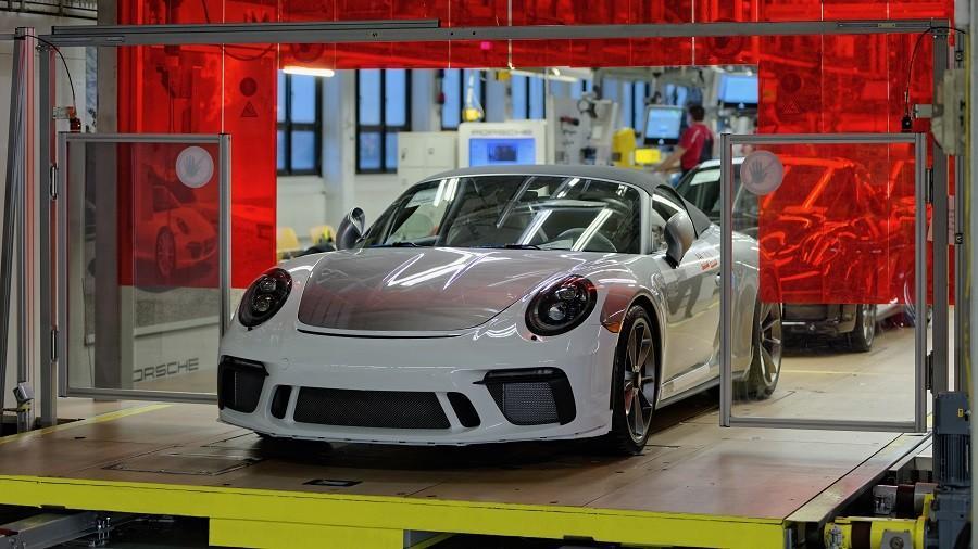 Porsche proizveo zadnji primjerak 911 modela generacije 991!