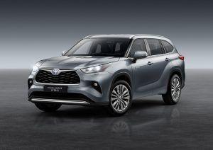 Toyota Highlander, novi hibridni SUV adut, stiže u Europu iduće godine