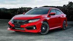 Honda Civic zahvaljujući Mugen tuning paketu od sad je još atraktivnija!