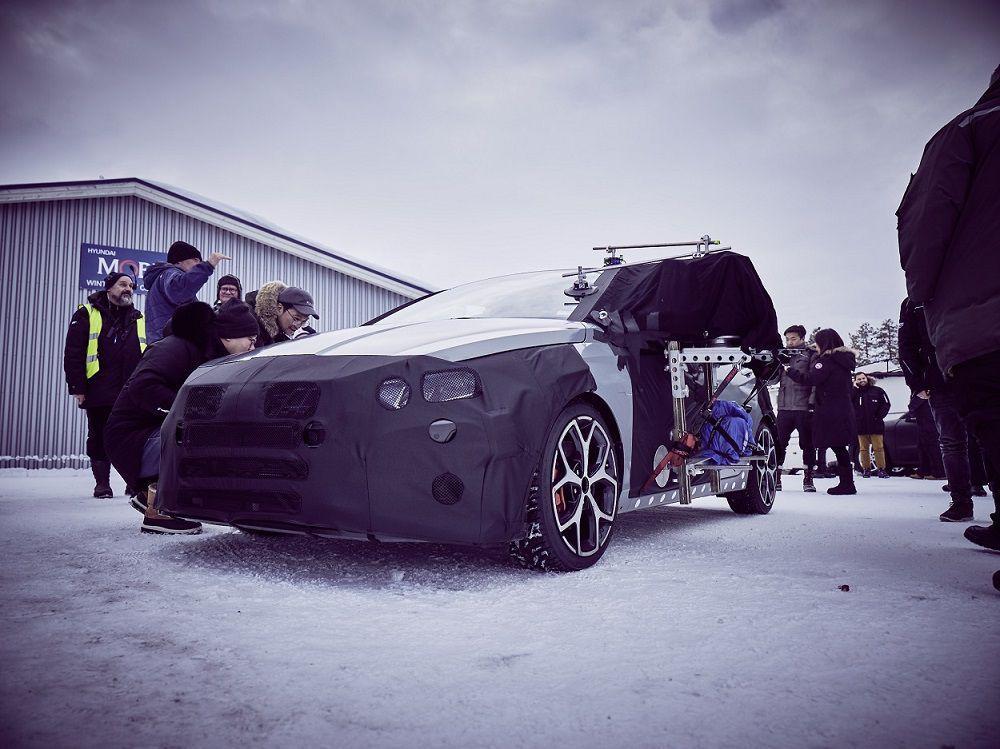 Hyundai i20 N kroz hladne izazove brusi se za veliku premijeru