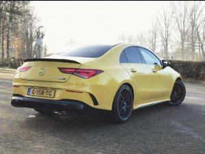 Mercedes-AMG CLA 45S suludo je brz, a ovaj video to najbolje potvrđuje!