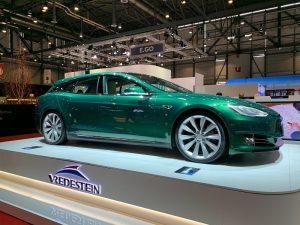Tesla Model SB u unikatnoj karavanskoj inačici vrijednoj 240.000 eura! 2