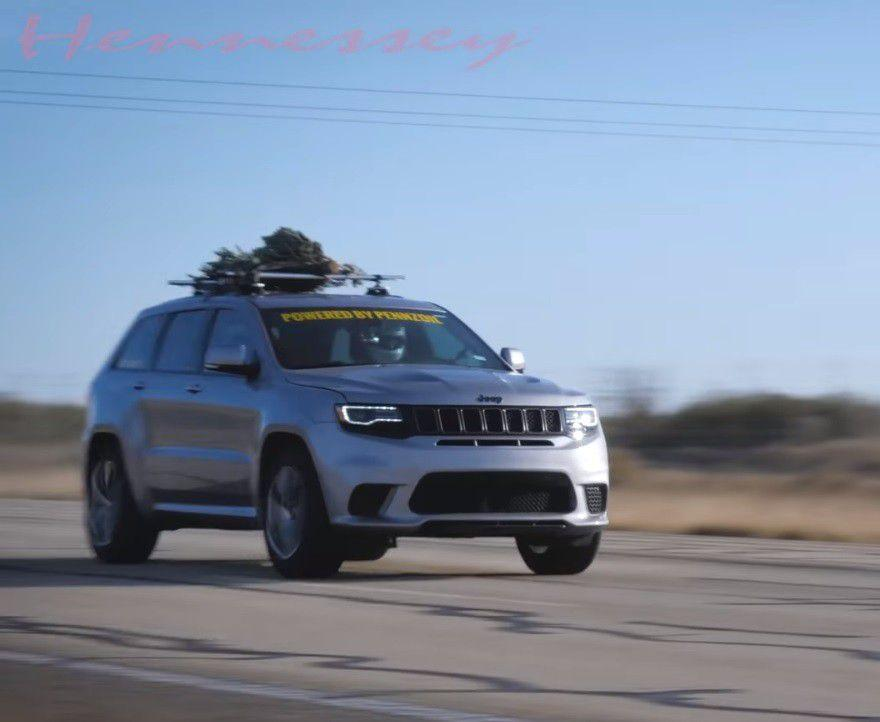 jeep hennessey