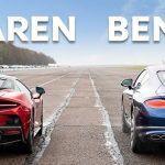mclaren vs bentley